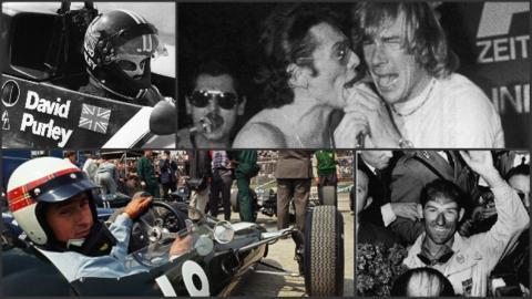 British Grand Prix: Formula 1's great British heroes - BBC Sport