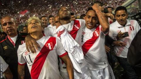 Peru Weltmeisterschaft