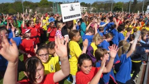 Manx Youth Games