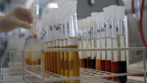 An anti-doping laboratory
