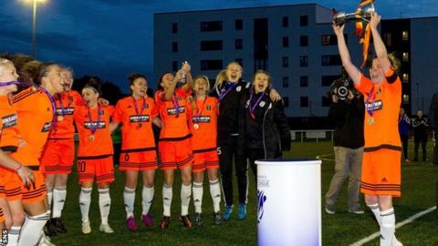 Glasgow City have dominated Scottish women's football in recent years