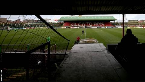 NI Executive proposals include a £10m redevelopment of Glentoran FC's Oval ground in East Belfast