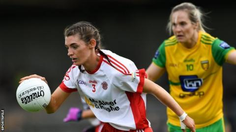 Ladies All-Ireland SFC: Superb Tyrone exact revenge on Donegal with 3-12 to 3-9 win