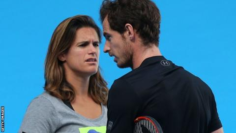 4Mauresmo becomes first woman to captain French Davis Cup