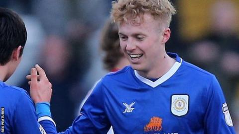 Charlie Kirk began a run of four goals in seven games with his late equaliser at Stevenage in March