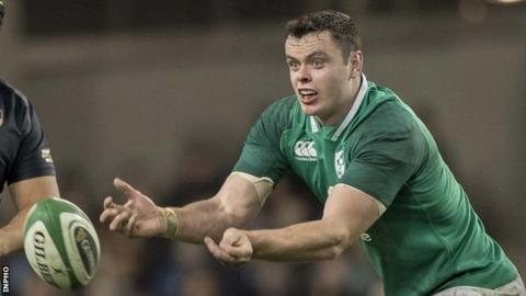 James Ryan started for Leinster in their Champions Cup wins over Montpellier