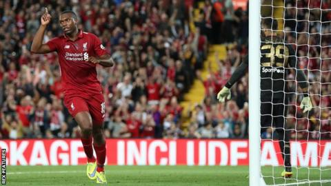 Liverpool's Sturridge gets more time to respond to FA misconduct charge