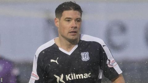 Dundee defender Darren O'Dea