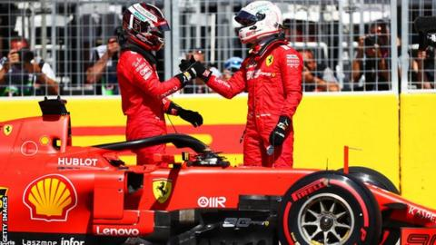 French Grand Prix: Ferrari boss Mattia Binotto says track does not suit their car