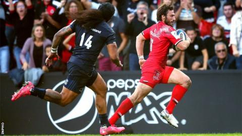 87cbcab3d3b European Champions Cup: Medard scores twice as Toulouse beat ...