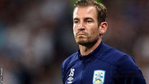Huddersfield Town boss Jan Siewert sacked