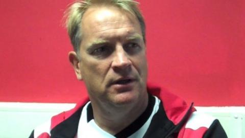 Kidderminster Harriers football development director Colin Gordon