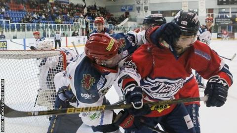 Capitals lost out to Dundee Stars on penalty shots in Saturday's game