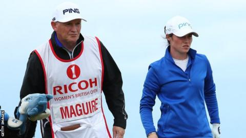 Leona Maguire is ranked number one in the world amateur standings