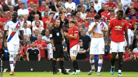 Daniel James, Manchester United