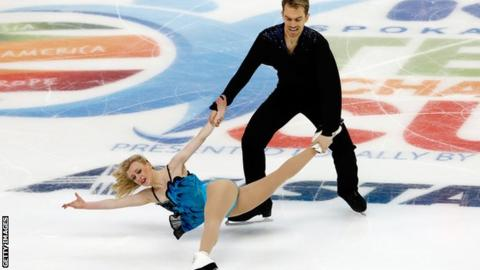 Penny Coomes and Nick Buckland won European bronze in 2014