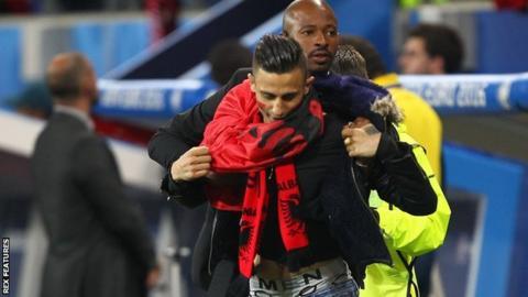 Albania fan