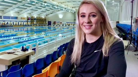 Siobhan-Marie O'Connor: Colitis nearly forced Olympic swimmer to quit