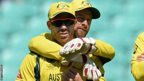 David Warner has been vocal in his support of the cricketers' union