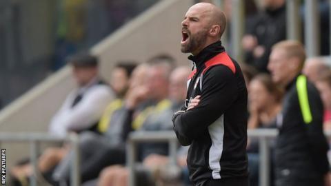 Rotherham United caretaker boss Paul Warne