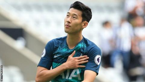 a666d7d5e Son Heung-min. Son has scored 30 goals in 99 Premier League appearances for  Tottenham since his arrival from Bayer Leverkusen in August 2015