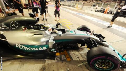 Abu Dhabi Grand Prix: Lewis Hamilton's 'sole focus is pole position'