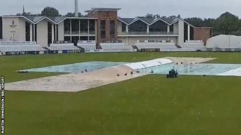 Durham's Riverside under covers