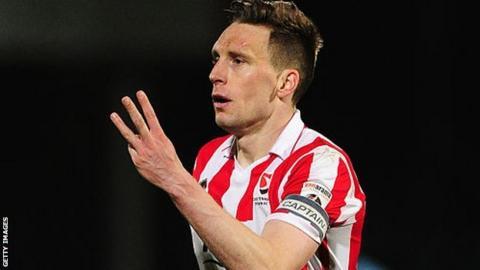 Welsh defender Daniel Parslow rejoins the Minstermen