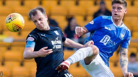 Ross Callachan hopes to revive his career after sealing Dundee loan switch