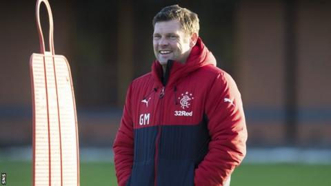 Murty: Four wins is nothing in the history of Rangers