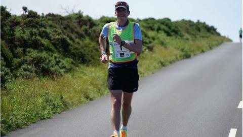 Isle of Man walker Richard Gerrard