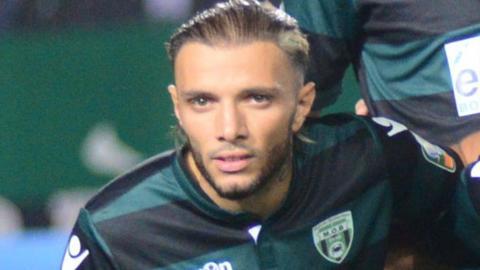 Youcef Touati, a former Algeria Under-23 international, has died following a car crash