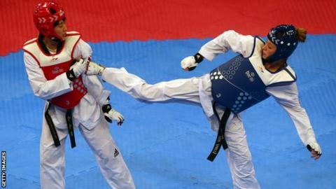 Jade Jones and Bianca Walkden seek world taekwondo titles in Manchester