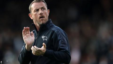 Stoke ask Derby permission for Rowett talks