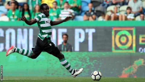 Ivory Coast and Sporting Lisbon striker Seydou Doumbia