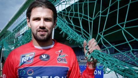 Logan Bailly joins OH Leuven