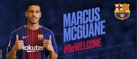 Marcus McGuane