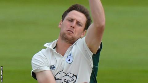 Matt Henry Worcestershire