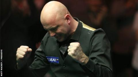 King ended a 25-year wait for a ranking title when he beat Barry Hawkins in Belfast last year