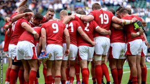England name team to face Wales