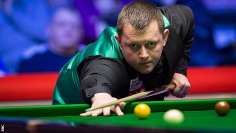 Antrim's Mark Allen is aiming for a first success in the Northern Ireland Open