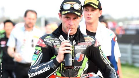 Jonathan Rea is Northern Ireland's first motorcycling world champion since Joey Dunlop and Brian Reid in 1986.
