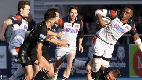 Pro14: Glasgow begin away to Cheetahs, Edinburgh host Zebre