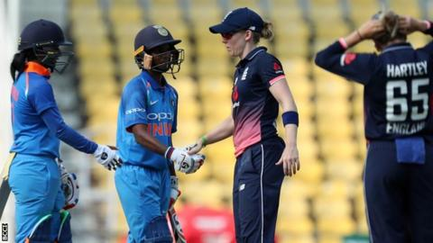 England beat India in last year's World Cup final at Lord's