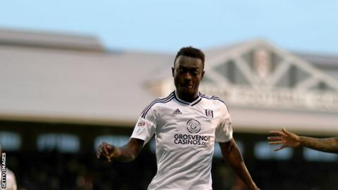 Fulham's Ibrahima Cisse vows to play for Guinea