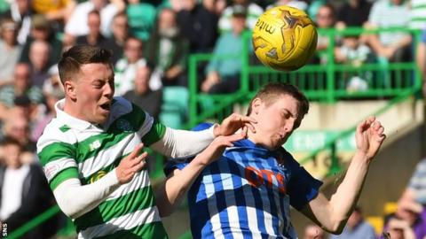 Callum McGregor and Iain Wilson
