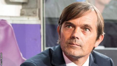 Phillip Cocu: Derby County boss unfazed by working outside Europe's top competitions