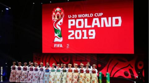 U-20 World Cup draw