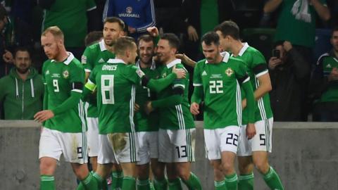 N.Ireland Celebrate