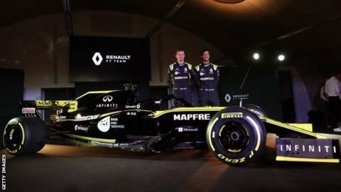 Daniel Ricciardo: Renault move from Red Bull 'feels right', says Australian